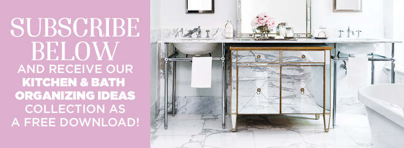 THE LATEST FROM STYLE AT HOME, RIGHT IN YOUR INBOX